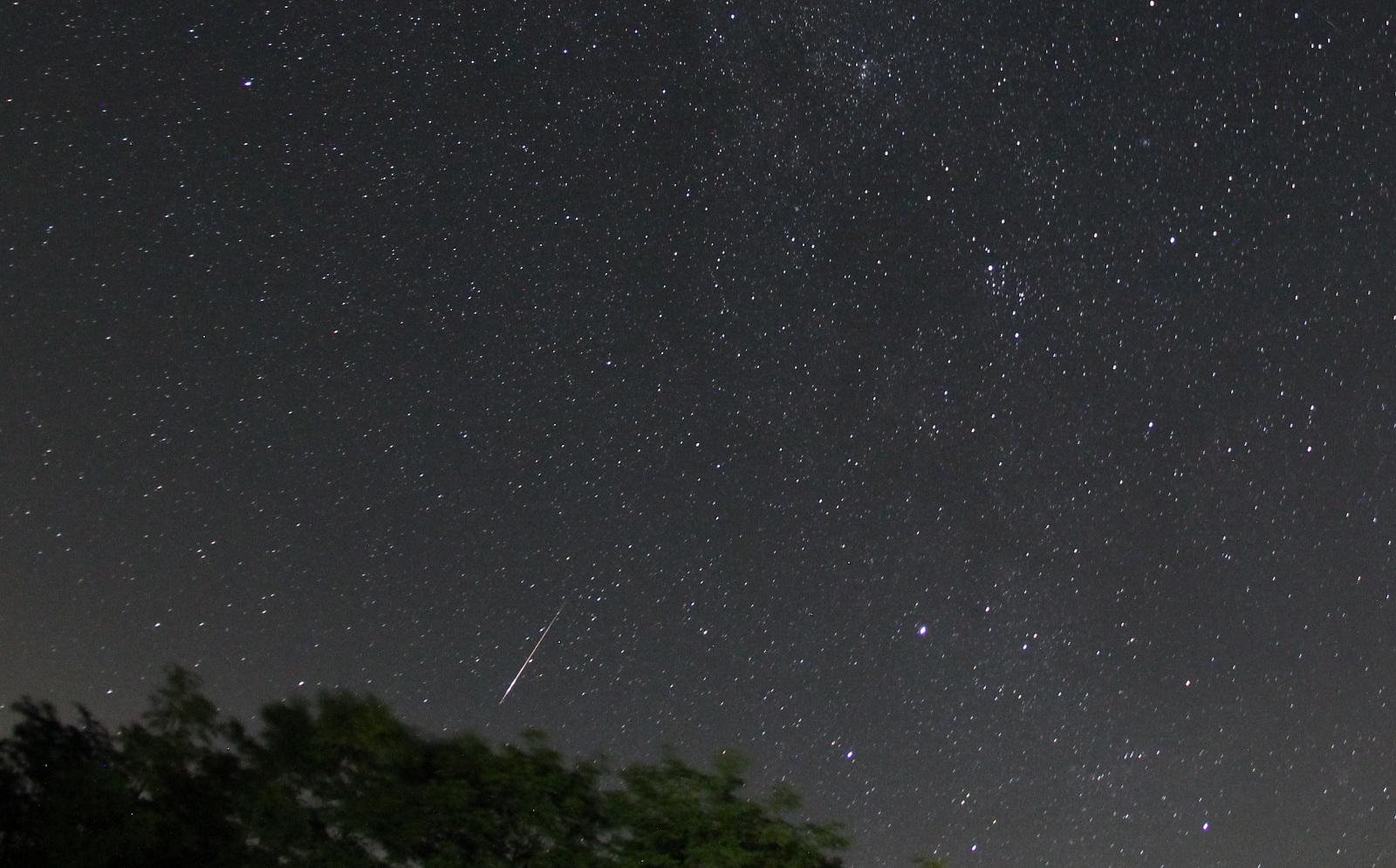 Perseida meteor